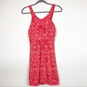 Tehama Paisley Athletic Dress